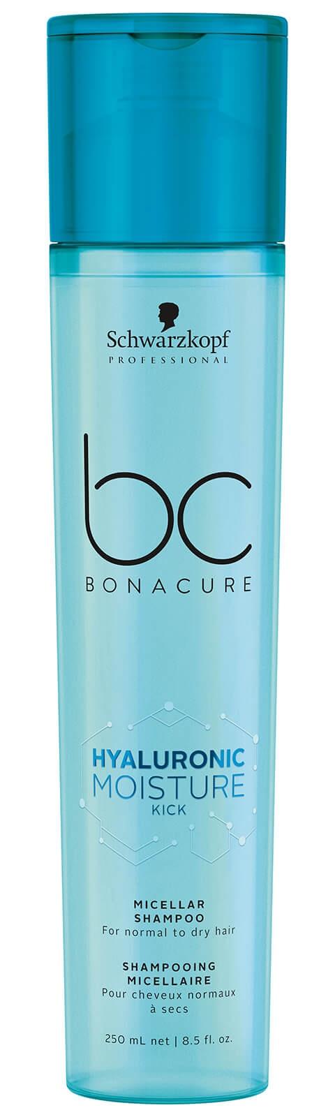 Schwarzkopf Professional BC Bonacure Hyaluronic Moisture Kick Micellar Shampoo