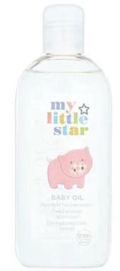Superdrug My Little Star Baby Oil