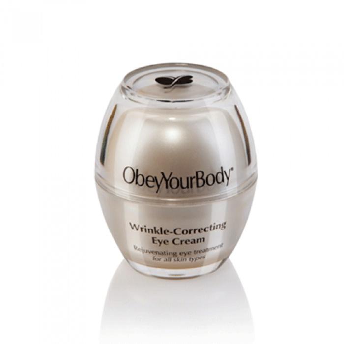 ObeyYourBody Wrinkle Correcting Eye Cream