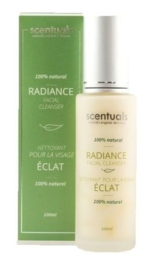 .Scentuals Radiance Facial Cleanser