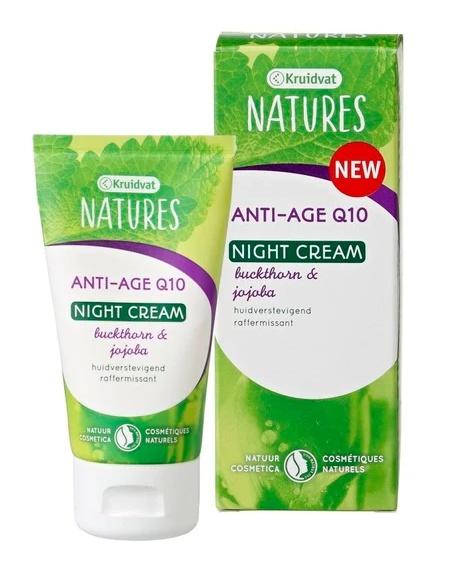 Kruidvat Natures Anti-Age A10 Night Cream