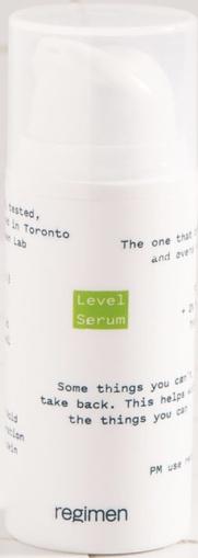 Regimen Lab Level Serum