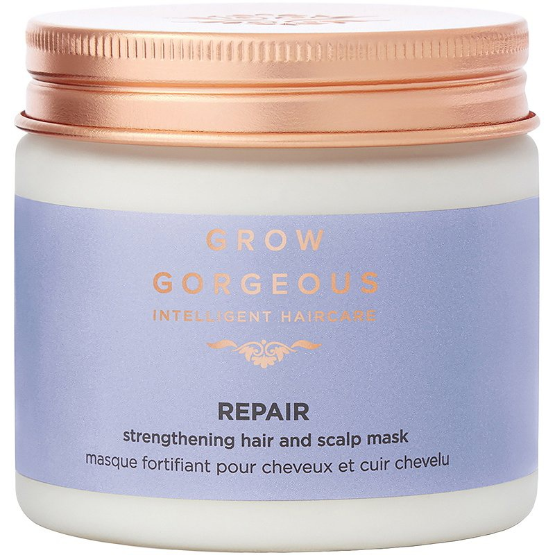 Grow Gorgeous Repair Strengthening And Scalp Mask