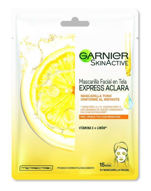 Garnier Skin Active Mascarilla Facial Express Aclara