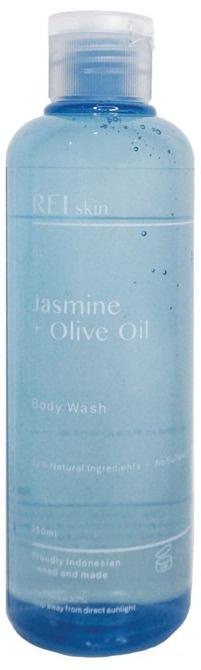REI skin Jasmine + Olive Oil Body Wash