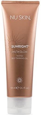Nu Skin Sunright Insta Glow Tinted Self Tanning Gel