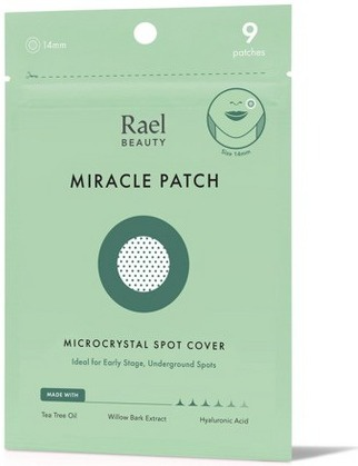 Rael Microcrystal Spot Cover