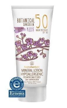 Australian Gold Natural Botanical Mineral Spf 50 Sunscreen Lotion