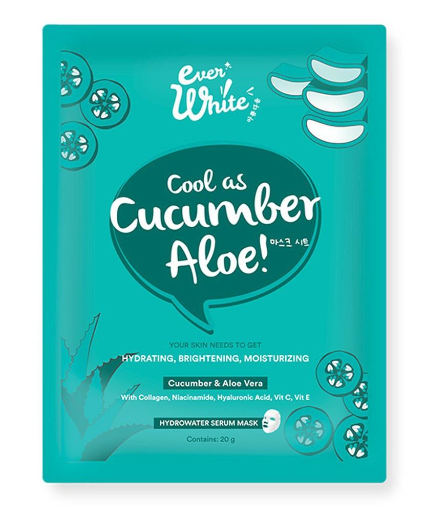 Everwhite Cucumber & Aloe Sheet Mask