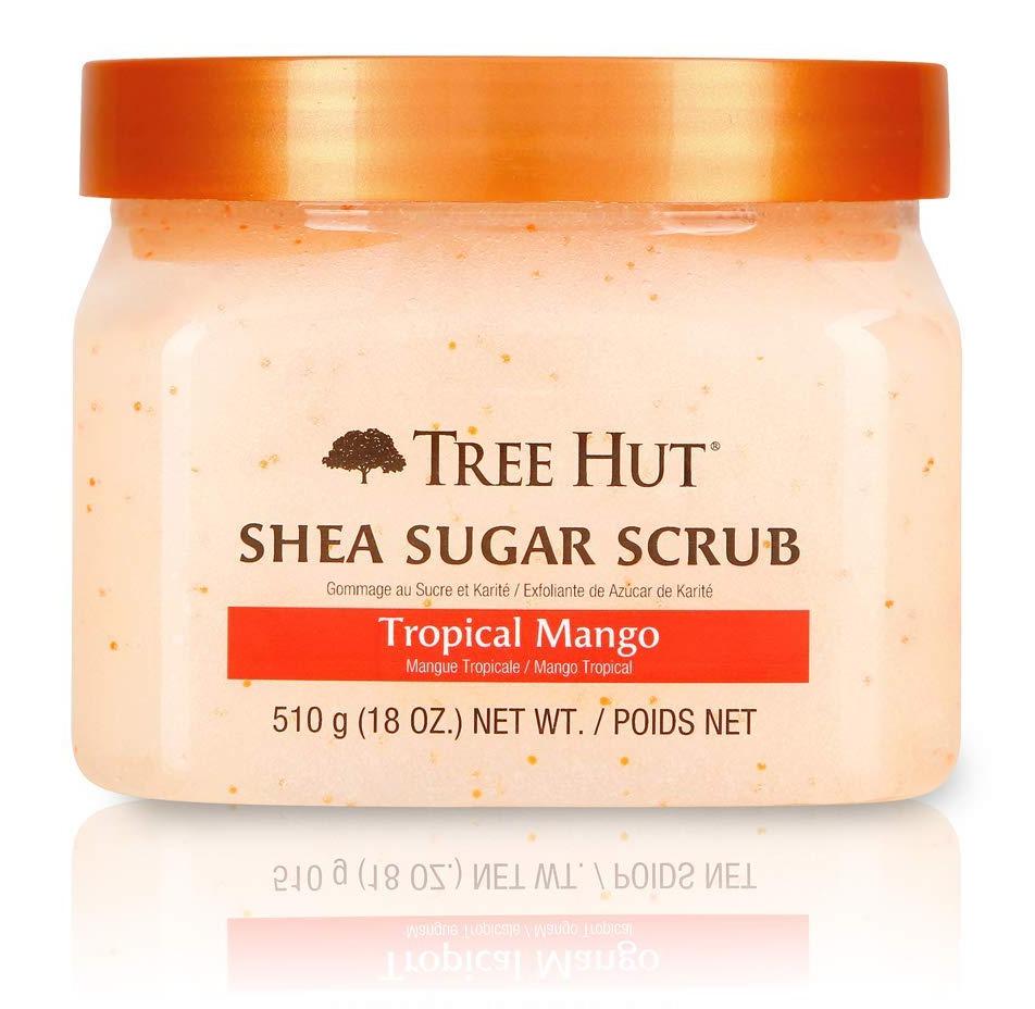 Tree Hut Shea Sugar Scrub Tropical Mango