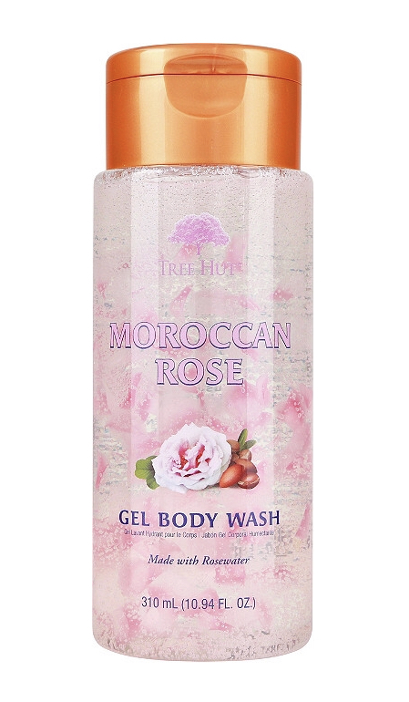Tree Hut Moroccan Rose Gel Body Wash