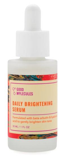 Good Molecules Daily Brightening Serum