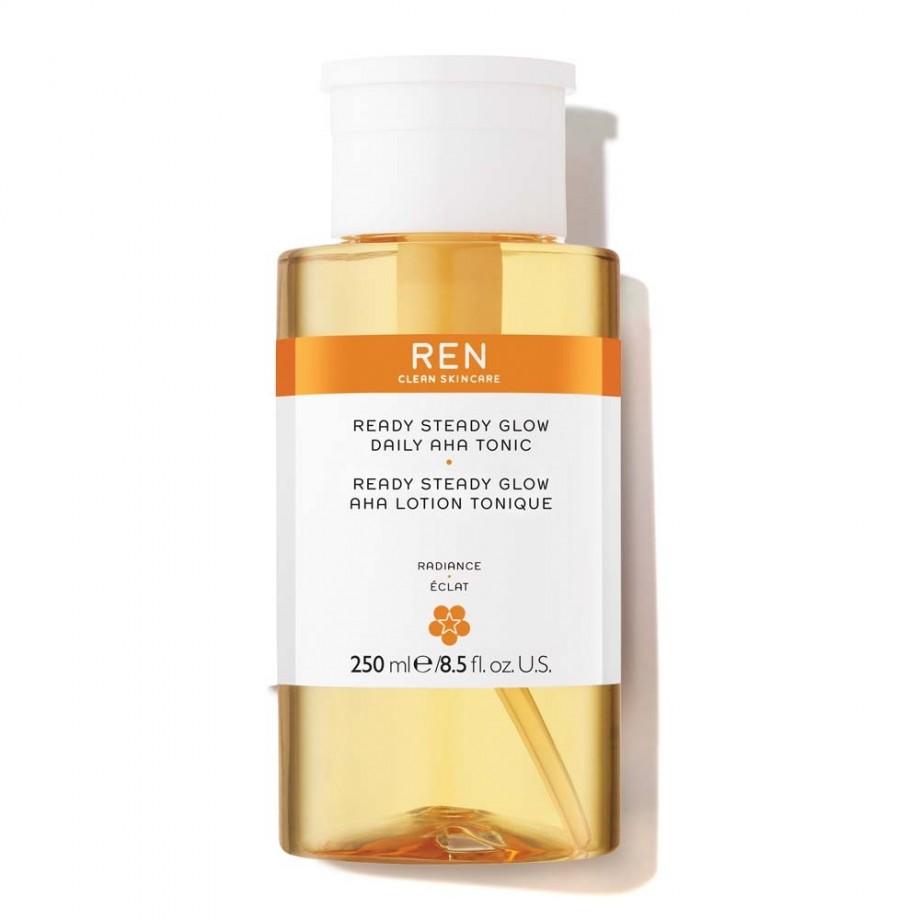 REN Ready Steady Glow Daily Aha Tonic