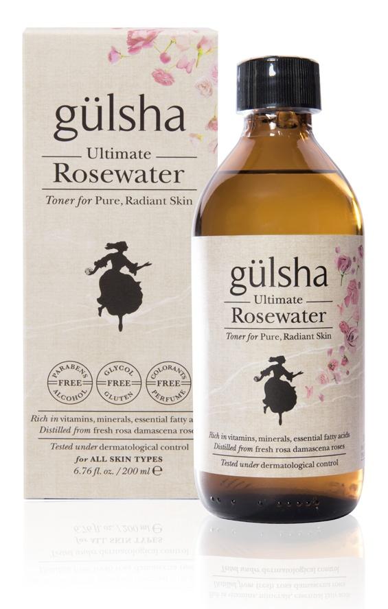Gulsha Ultimate Rosewater