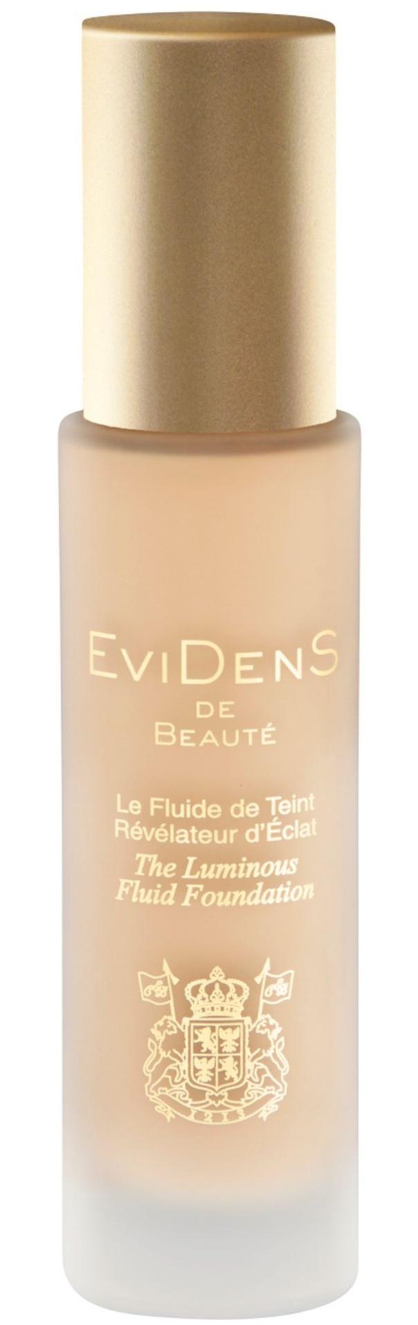 Evidens De Beauté The Luminous Fluid Foundation