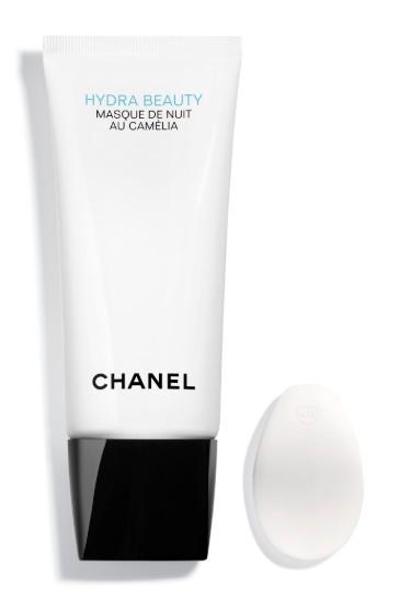 Chanel Hydra Beauty Masque De Nuit Au Camélia