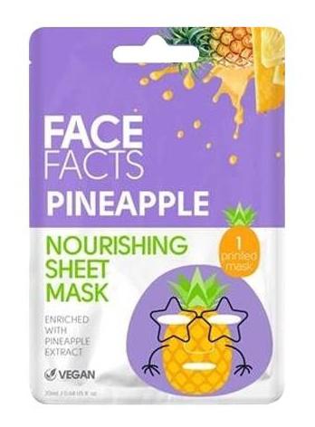 Face facts Pineapple Regenerating Sheet Mask