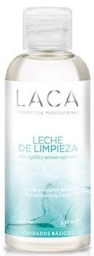 Laca Leche De Limpieza Con Regaliz Y Activos Vegetales