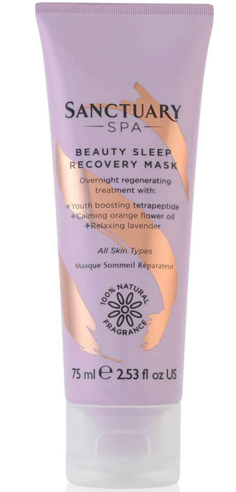 Sanctuary Spa Beauty Sleep Recovery Mask