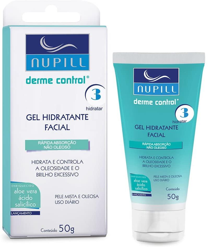 Nupill Gel Hidratante Facial Nupill Derme Control