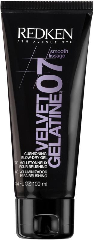 Redken Velvet Gelatine 07 Volumizing Blow Dry Gel