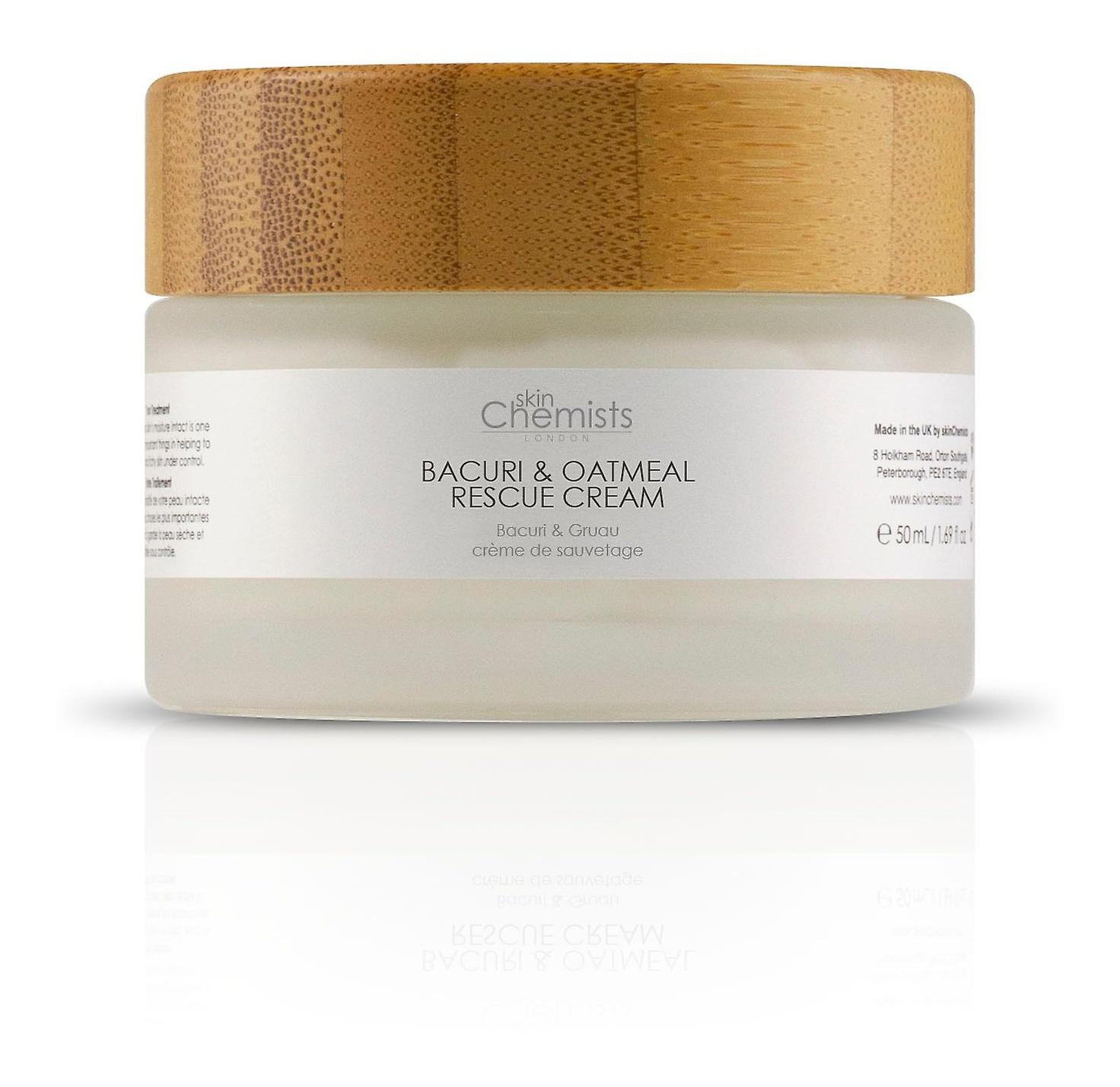 Skin Chemists Face Cream Bacuri & Oatmeal Rescue Cream