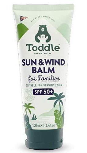 Toddle Sun And Wind Balm — Kids Spf 50+ Sunscreen