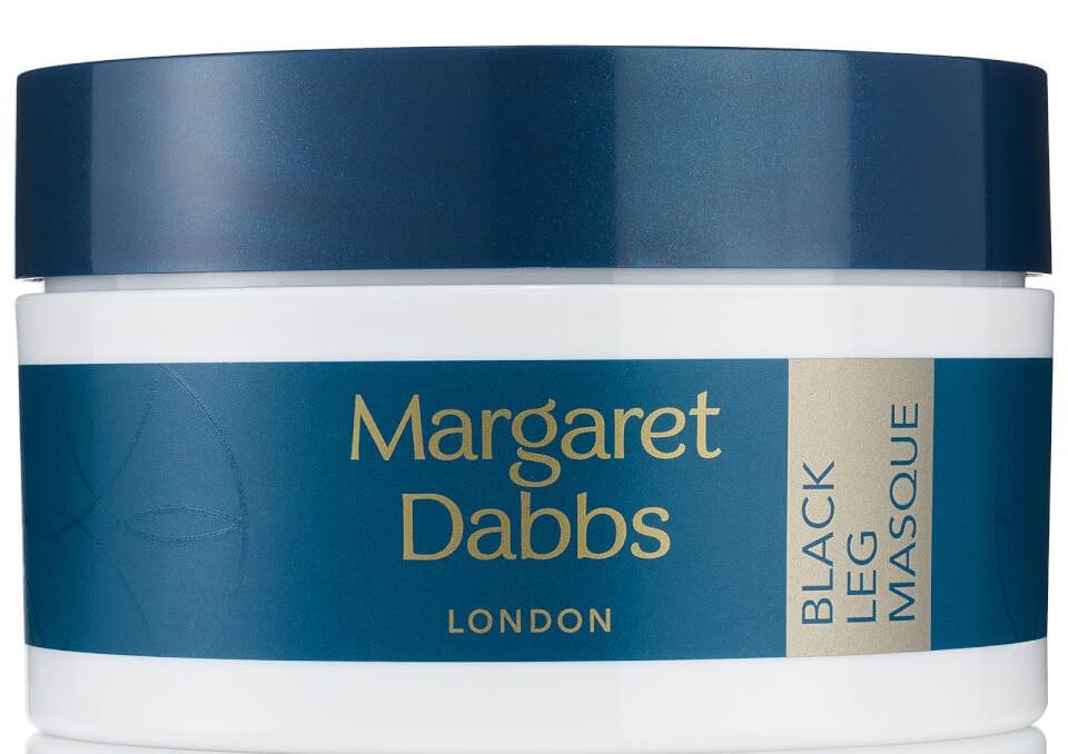 Margaret Dabbs London Black Leg Masque