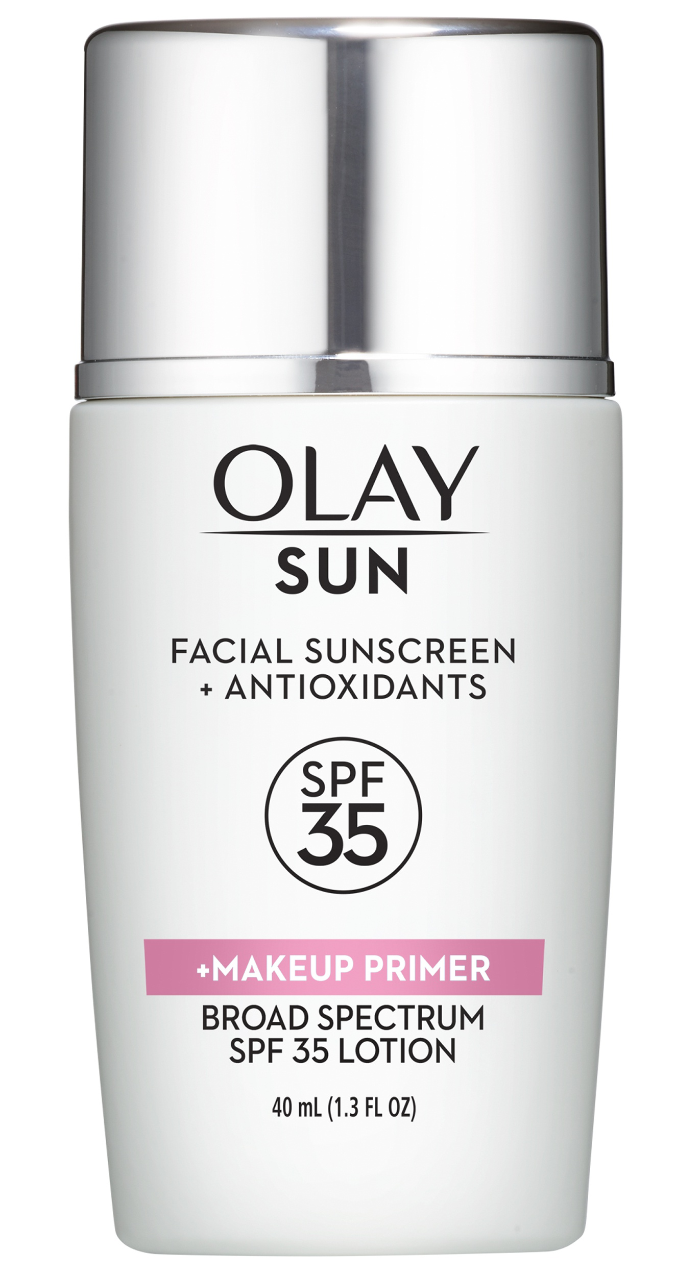 Olay Sun Face Sunscreen Serum + Makeup Primer Spf 35
