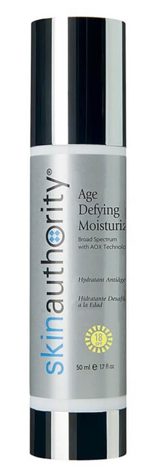 Skin Authority Age Defying Moisturizer SPF 18