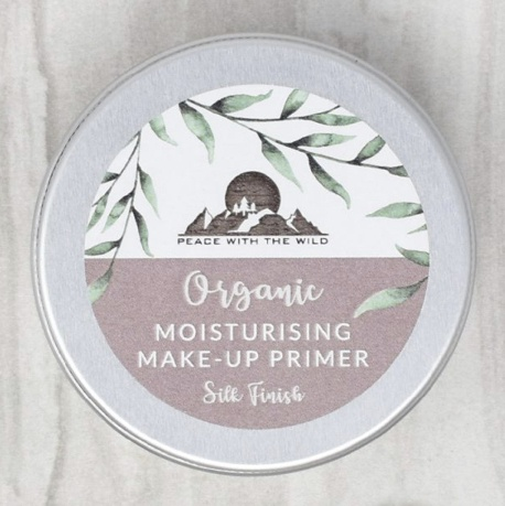 Peace With The Wild Organic Moisturising Make Up Primer – Silk Finish