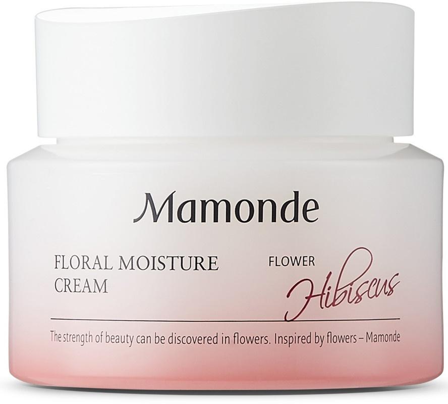 Mamonde Floral Moisture Cream- Hibiscus