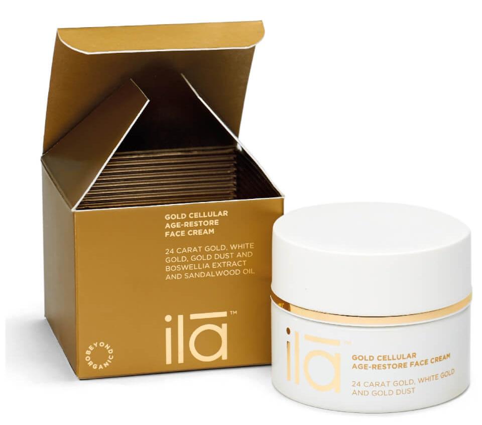 ila-spa Gold Cellular Age-Restore Face Cream