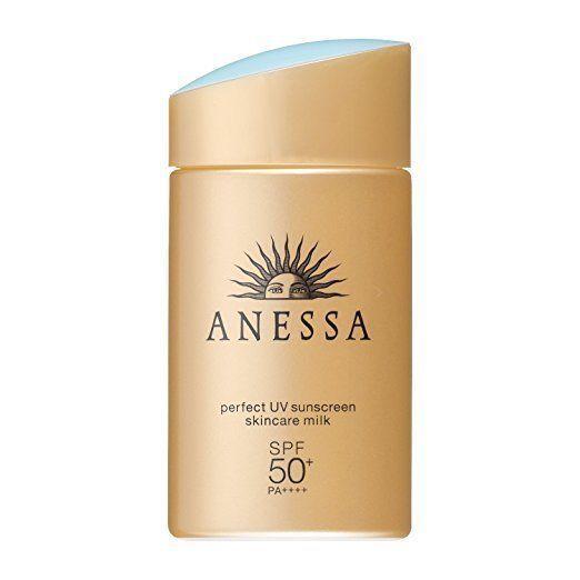 Anessa Perfect Uv Sunscreen Skin Care Milk Spf50+ Pa++++