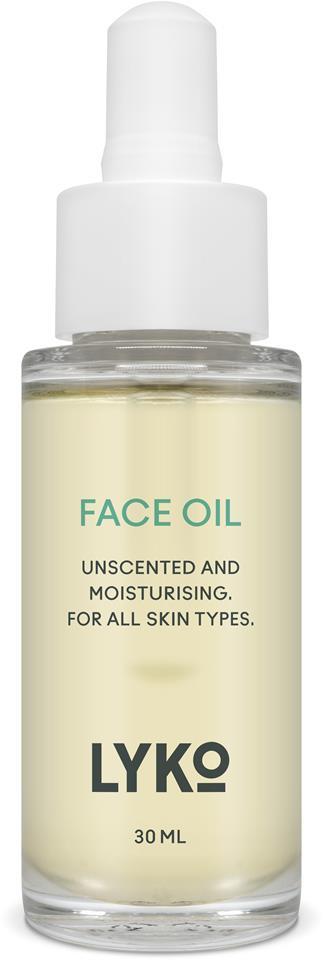 Lyko Face Oil