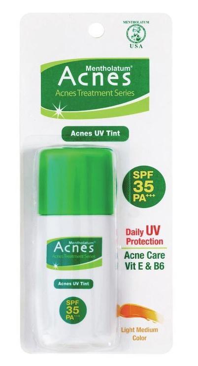 Acnes UV Tint Spf 35 Pa+++