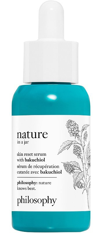 Philosophy Nature In A Jar Skin Reset Serum With Bakuchiol