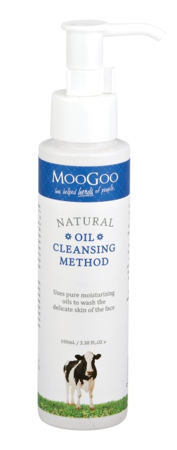 MooGoo Oil Cleansing Method