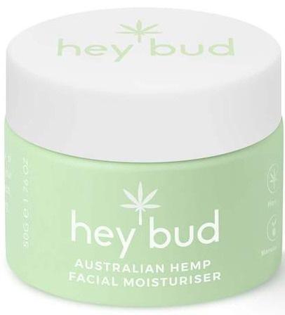 hey bud Australian Hemp Facial Moisturiser