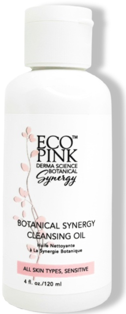 ECO Pink Botanical Synergy Cleansing Oil