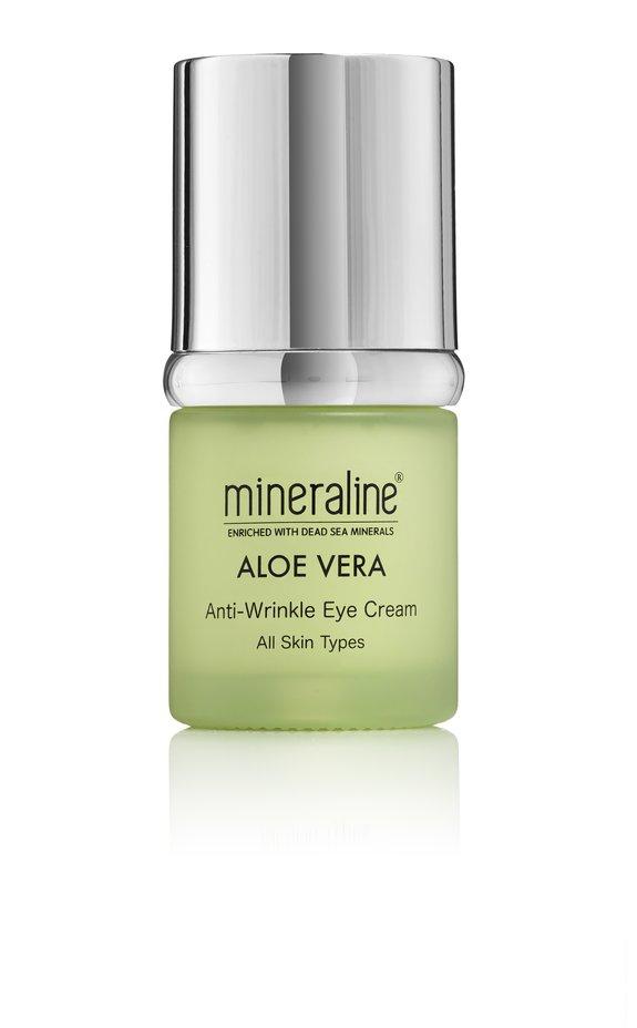 Mineraline Aloe Vera Anti-Wrinkle Eye Cream