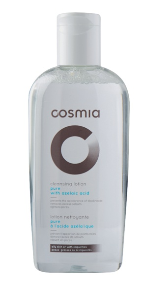 Cosmia Cleansing Lotion Pure With Azelaic Acid