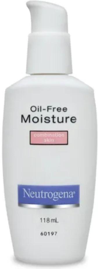 Neutrogena Oil-Free Moisture Combination Skin  (India)