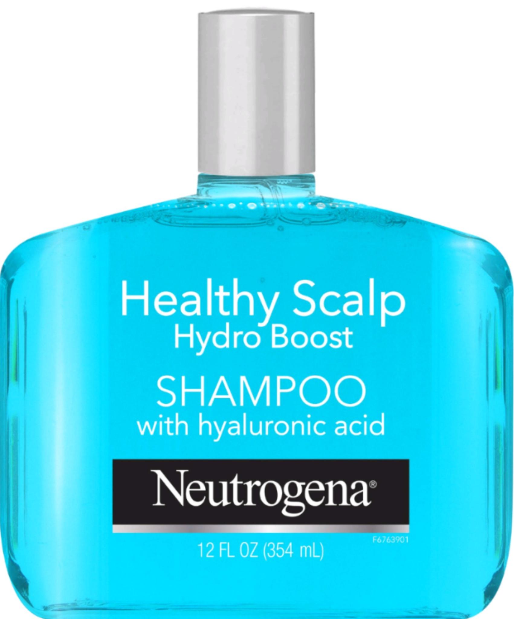 Neutrogena Healthy Scalp Hydro Boost Shampoo
