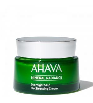 Ahava Mineral Radiance Overnight Skin De-stressing Cream