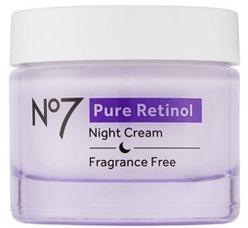 Boots No7 No7 Pure Retinol Night Repair Cream