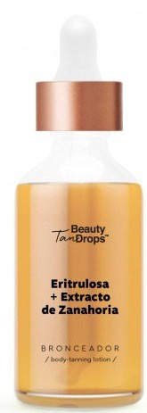Beauty Drops Erythrulose + Carrot Extract Self Tanning Drops