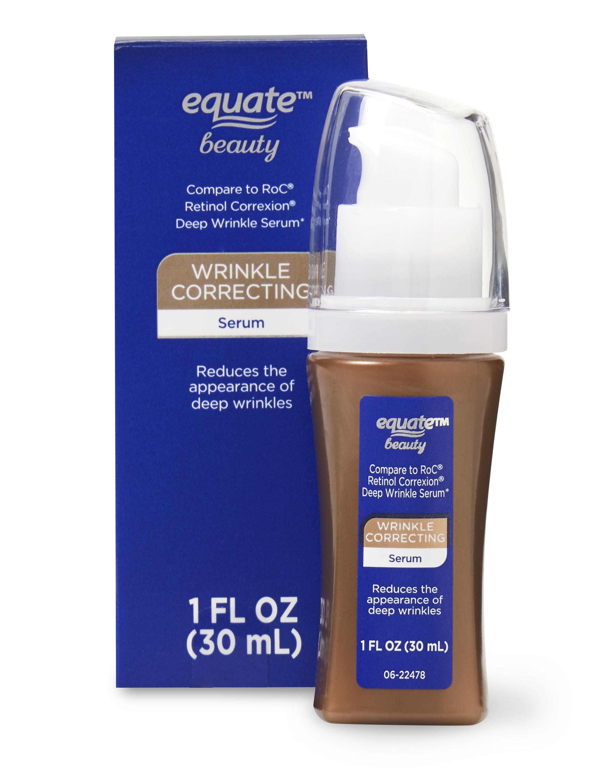 Equate Beauty Wrinkle Correcting Serum