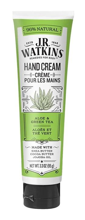 JR Watkins Aloe And Green Tea Hand Cream