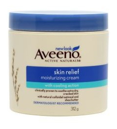 Aveeno Skin Relief Moisturizing Cream With Cooling Action